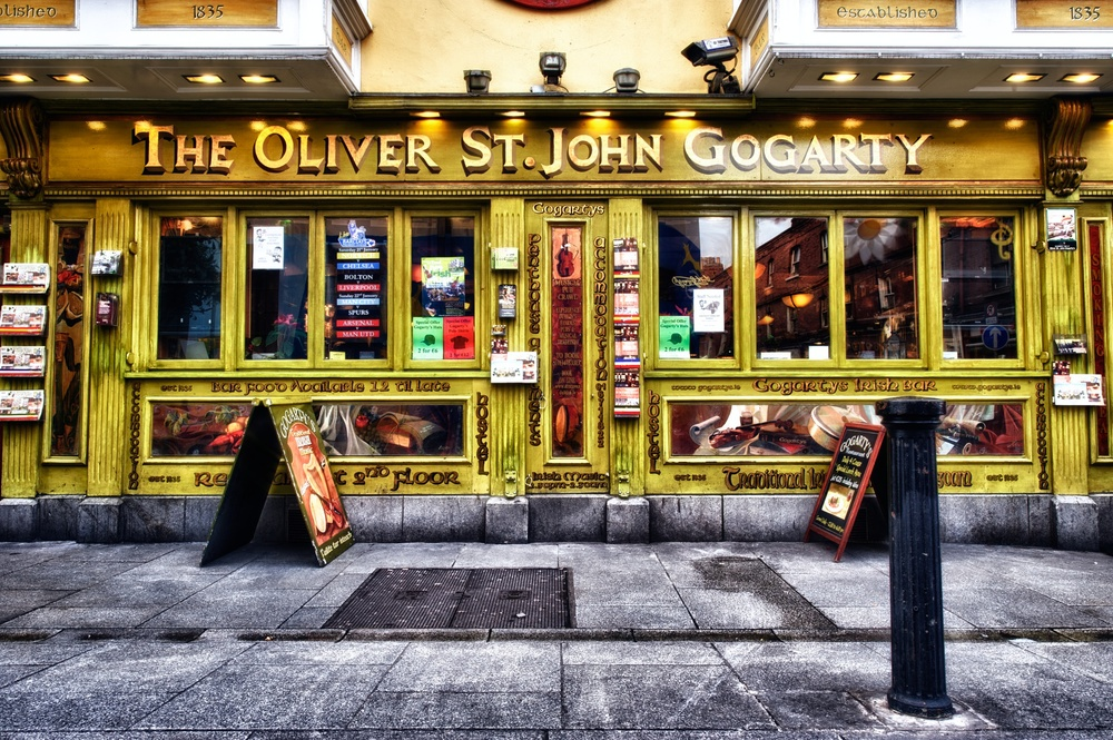 The Oliver St. John Gogarty.jpg