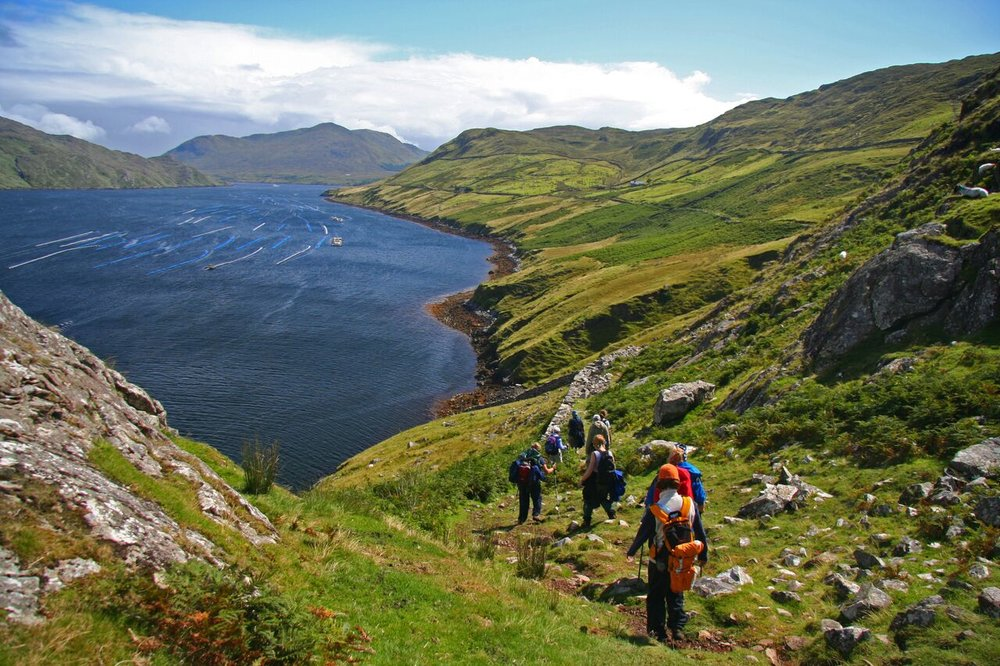 Connemara Walking Tour