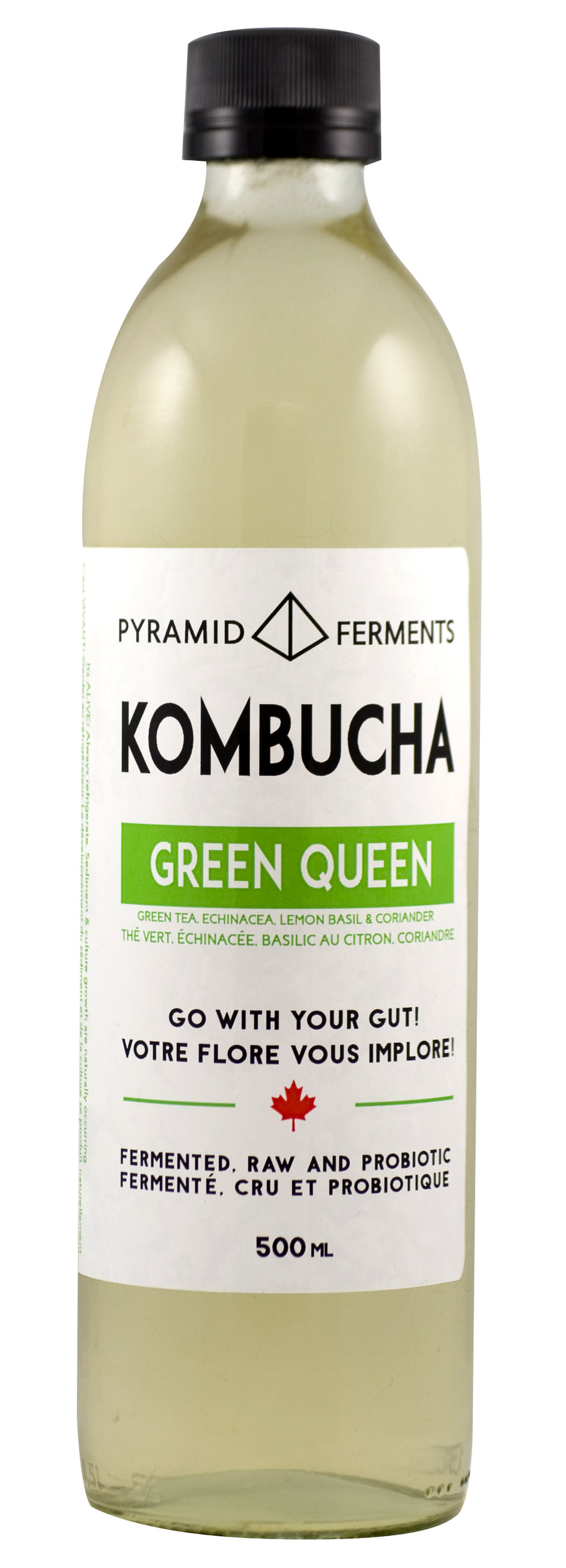 Green Queen Kombucha