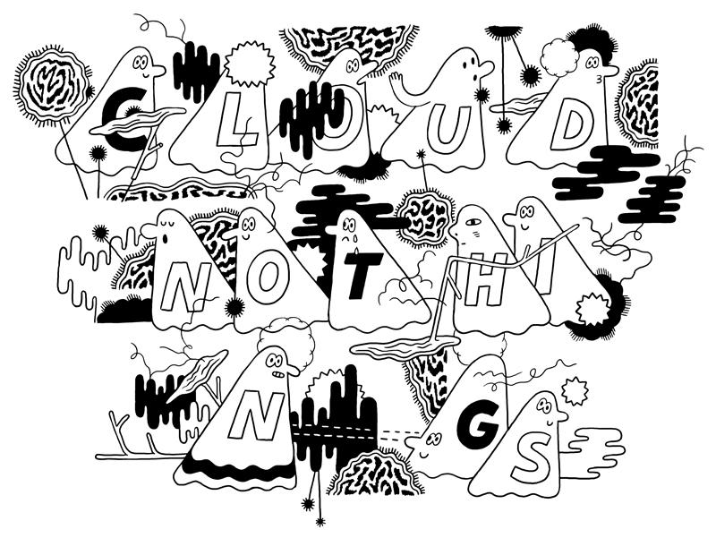 Cloud Nothings T-Shirt