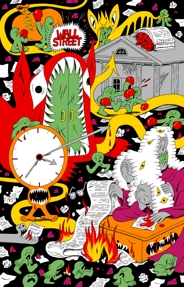 """""""Contract Hell"""" for Bloomberg View/Bloomberg Businessweek"""