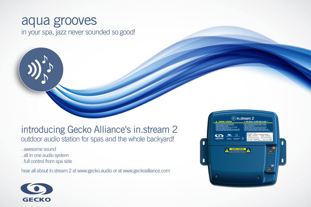 in.stream 2 jazz promo by Gecko Alliance