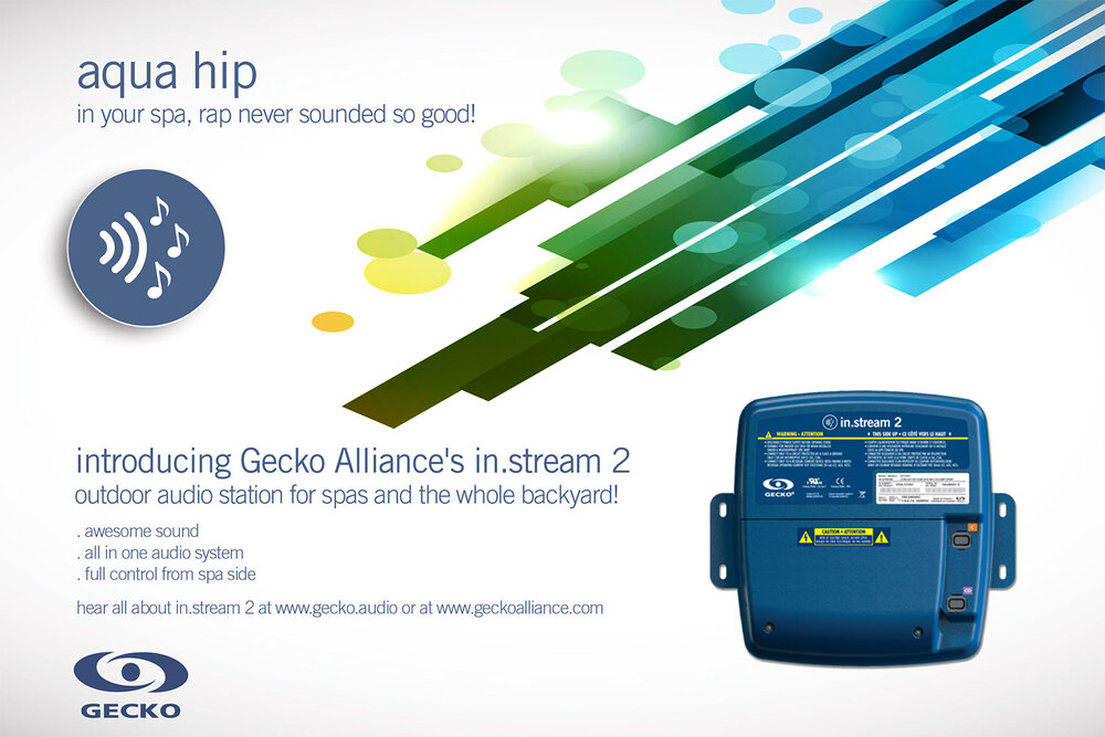 in.stream 2 rap promo by Gecko Alliance