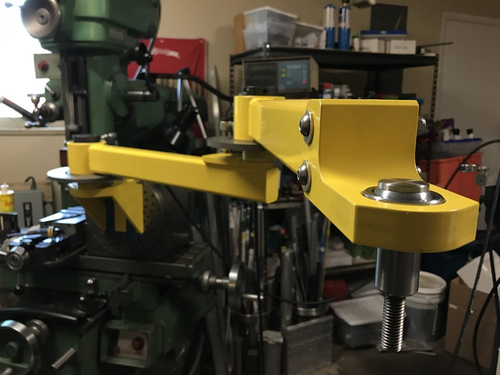Articulating Arm w/ Hydraulic Braking