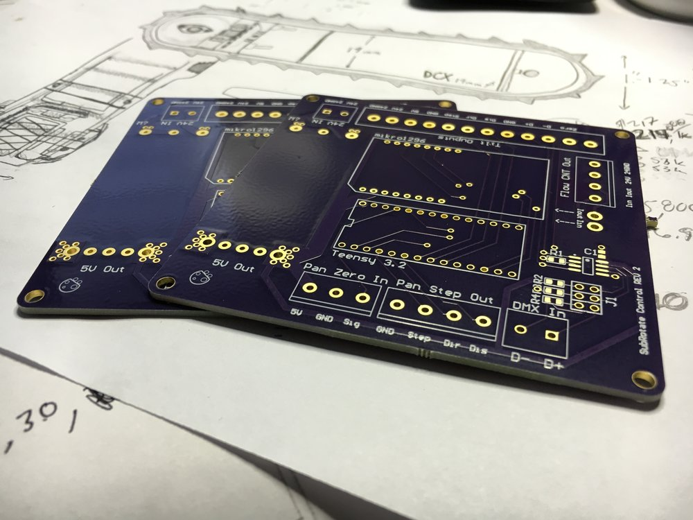 Electrical   Custom Electronics | PCB Layout | Prototype Assembly | Control System Design