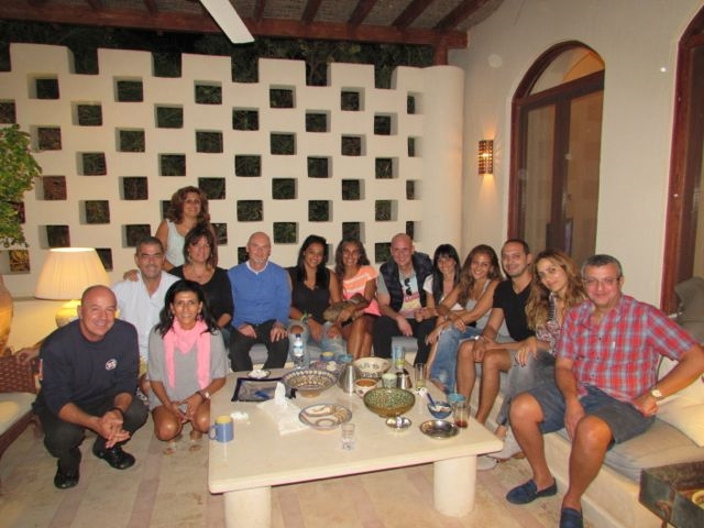 El Gouna Retreat Group December 2014