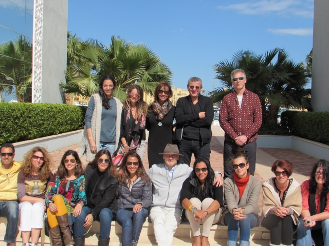 El Gouna Retreat Group February 2015