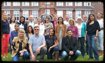 facilitator training graduation day at regent's university