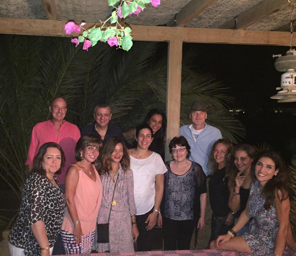 El Gouna Retreat Group December 2015