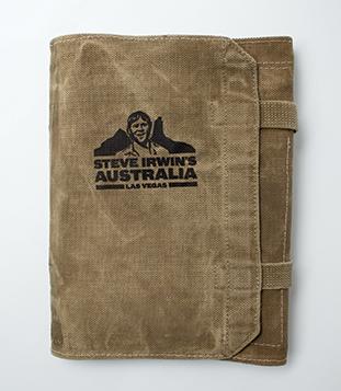 Steve Irwin Australia Zoo Roll bag front