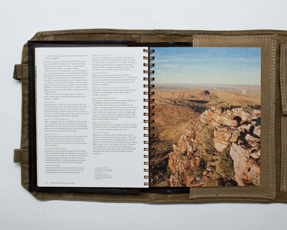 Steve Irwin Australia Zoo Roll book 5