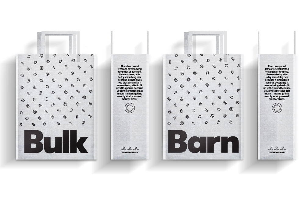 BulkBarn Environmental Bag