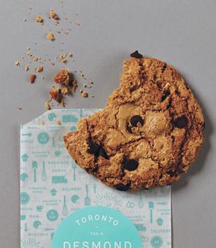 Desmond & Beatrice cookie