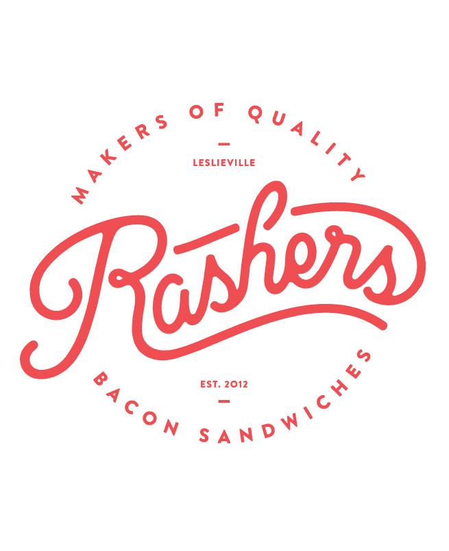 Rashers Logo