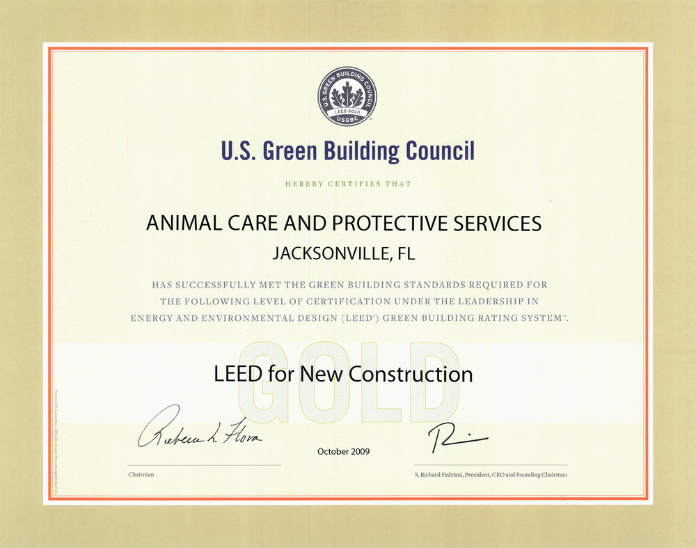 LEED GOLD - Animal Care Facility CERTIFICATE.jpg