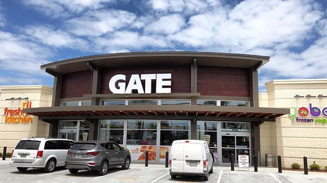 We love seeing our newest @gatestores project!