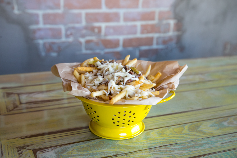 Dirty Cajun Fries (Photo by Edison Graff)