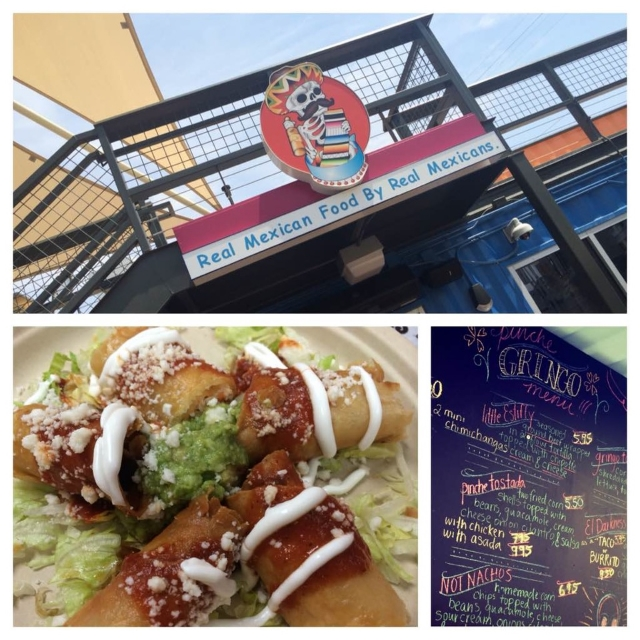 Pinches Tacos' in Container Park