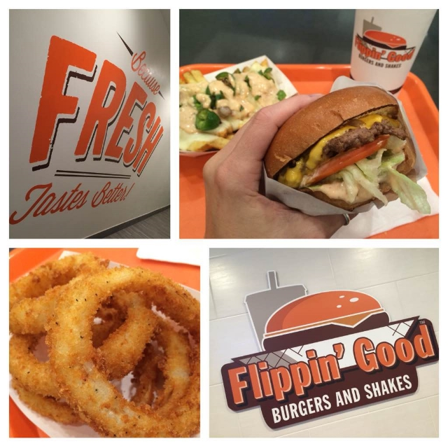 Flippin' Good Burgers and Shakes