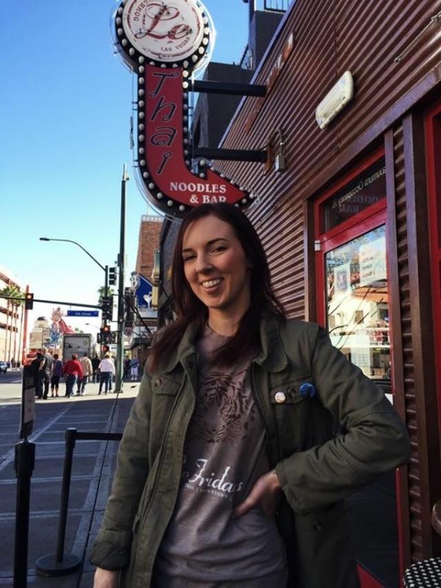 Photo of Ashley Milton