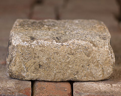 Reclaimed Phily Granite Cobblestone