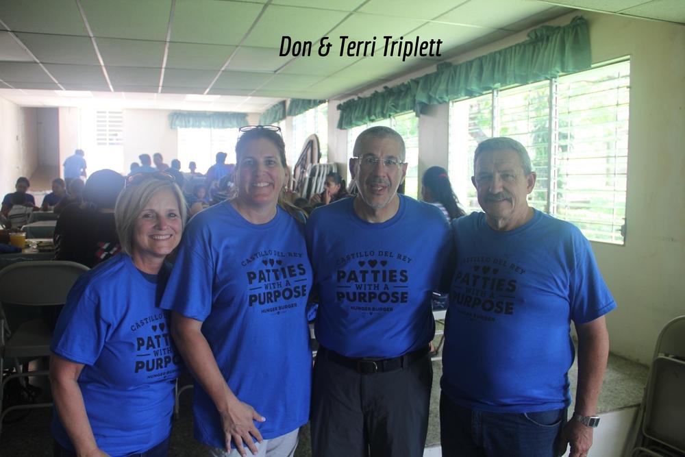 Don & Terri Triplett