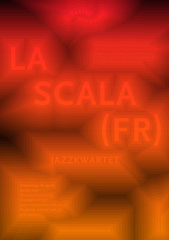 La Scala, Franse geïmproviseerde jazz