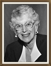 January 1, 1912 - November 4, 2015  Red Wing Arts Association exists today through the efforts of Founder Marjorie Gray Vogel.