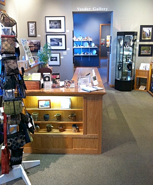 RWAA is starting the new year with a new sleek look to the Gallery Shop. Stop by soon to explore all we have to offer.