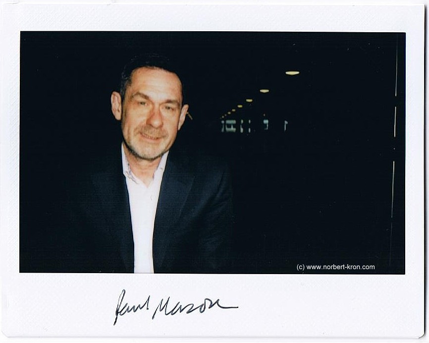 Paul Mason, english economy journalist