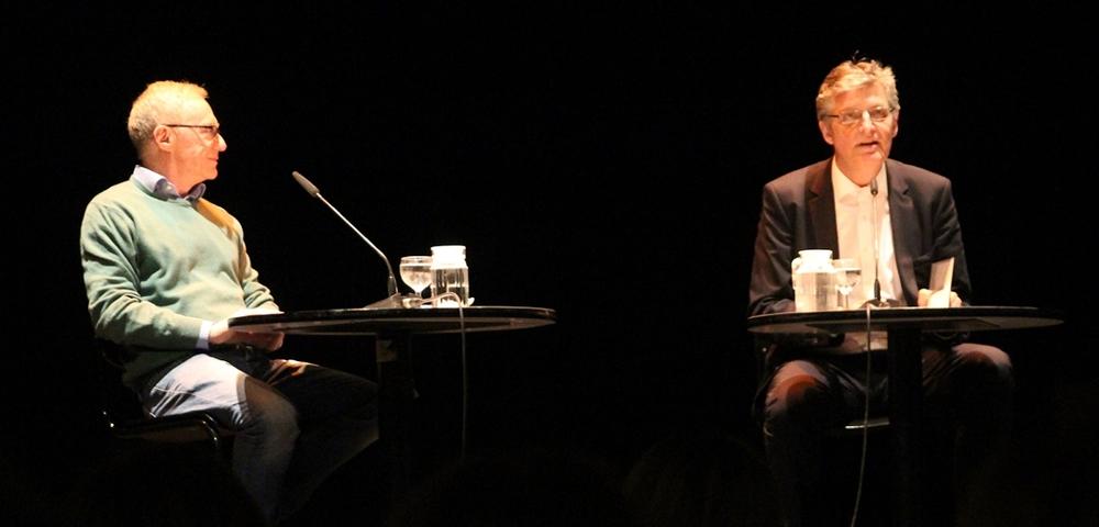 David Grossmann, Lothar Müller
