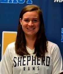Courtney Schwiegerath, Shepherd Univ. Lax