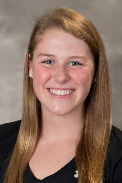 Sarah Wilson, D1 Swimming Campbell