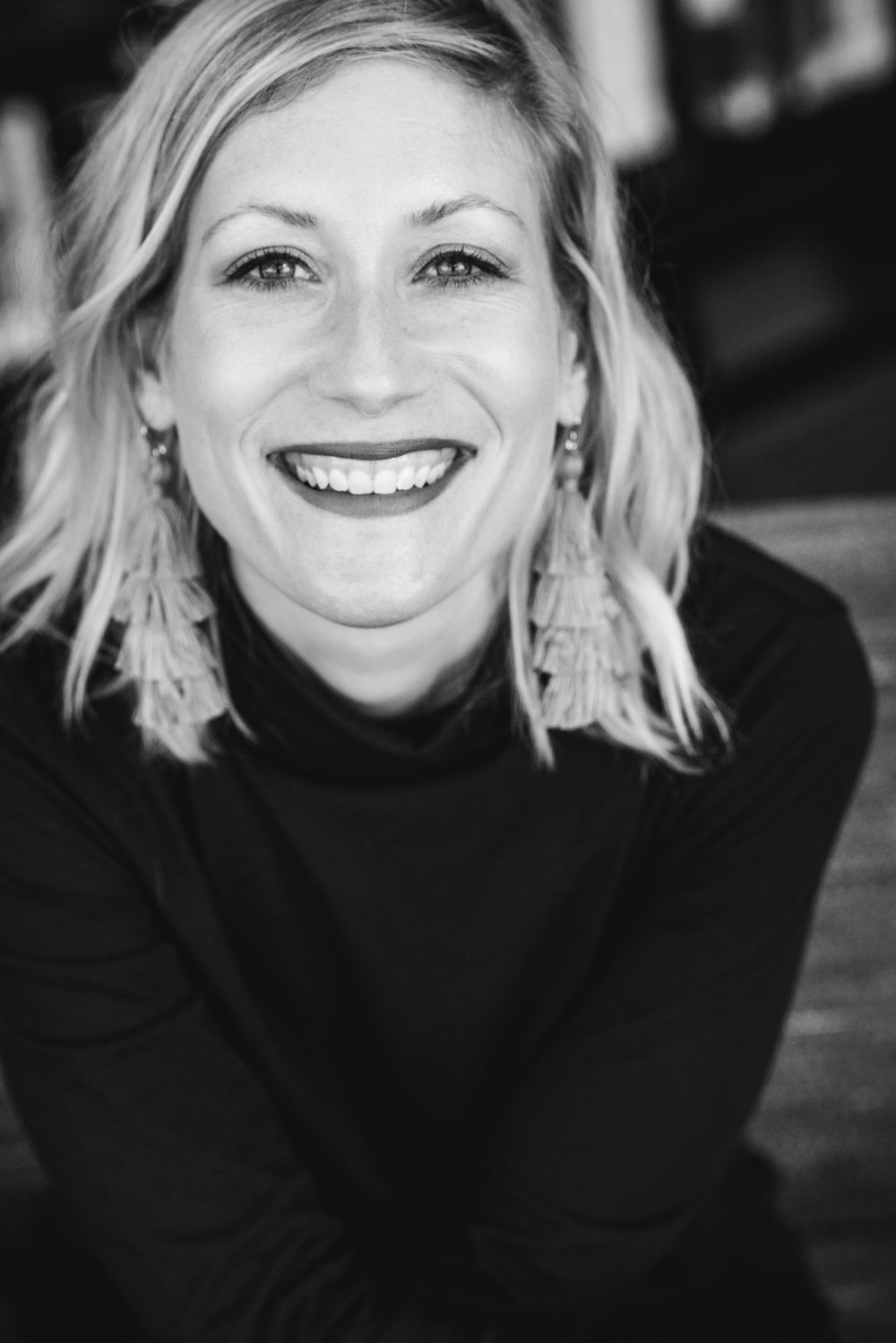 Jess Hagemann, Austin-based ghostwriter and editor.