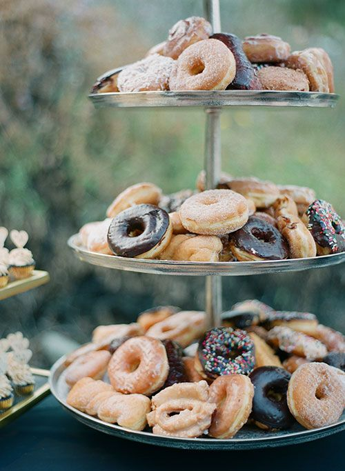 4. DONUT TOWER