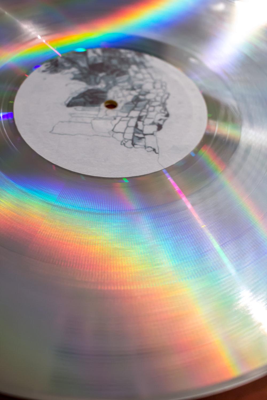 """12"""" laserdisc LP"""