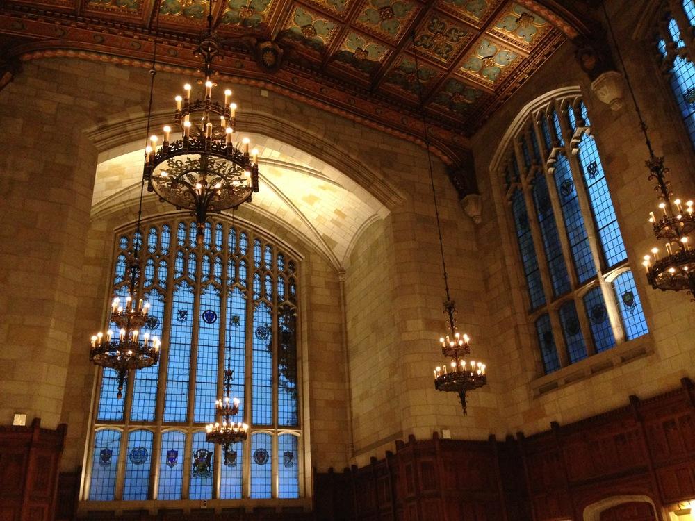 Law Library, University of Michigan