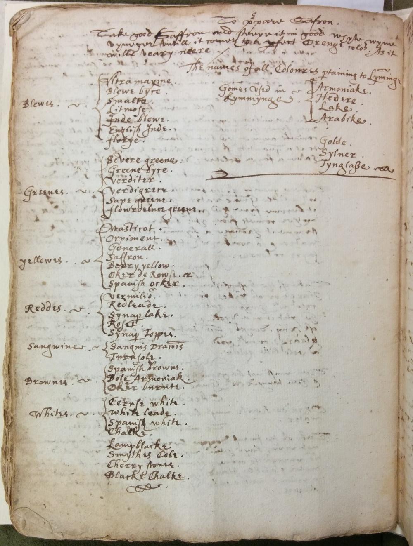 Folger MS V.a.447, leaf 47v