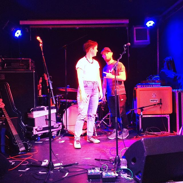 We had a blast at the Old Blue Last last night. Hat tips to Free Money and Re-TROS. You will hear more from KONE soon x