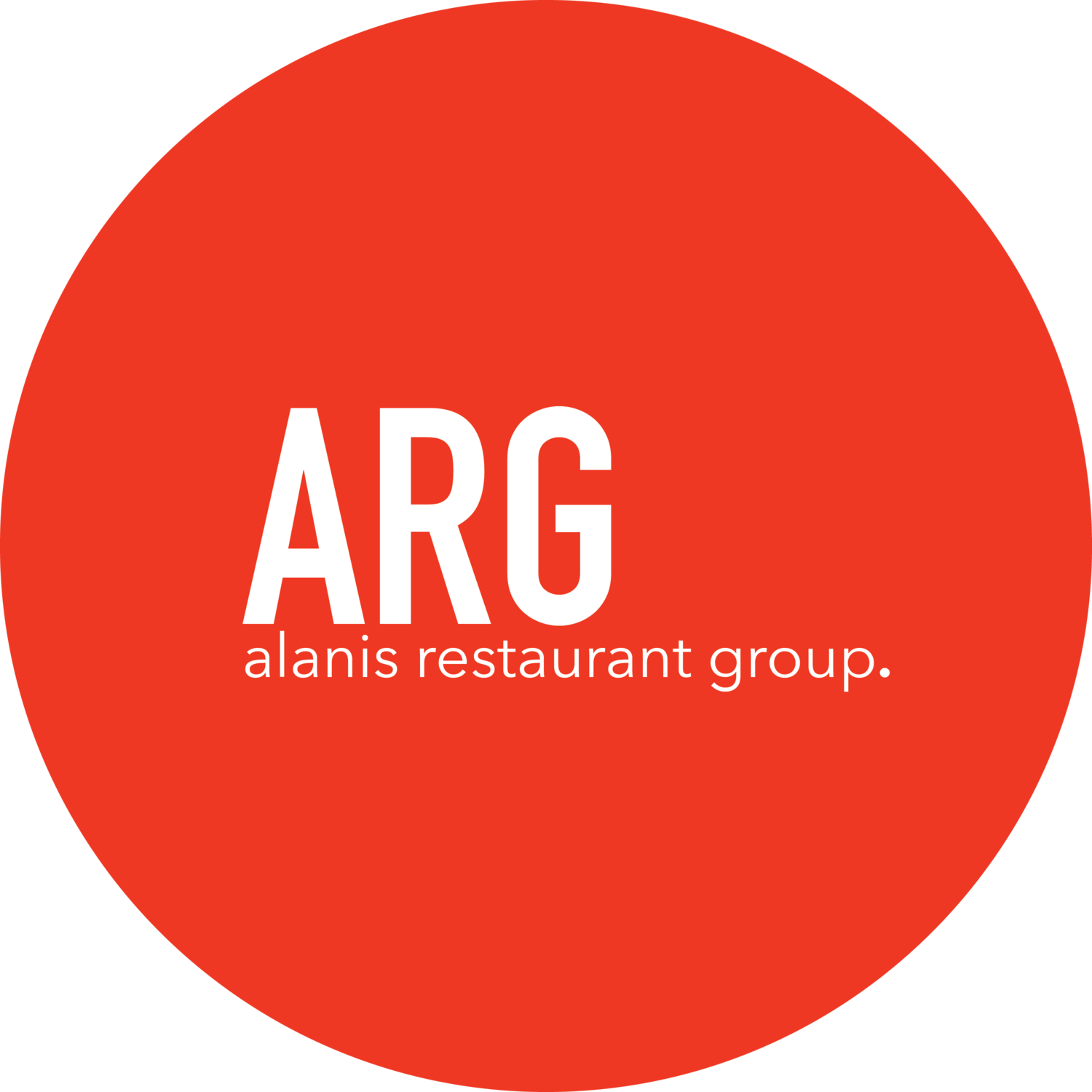 ALANIS RESTAURANT GROUP