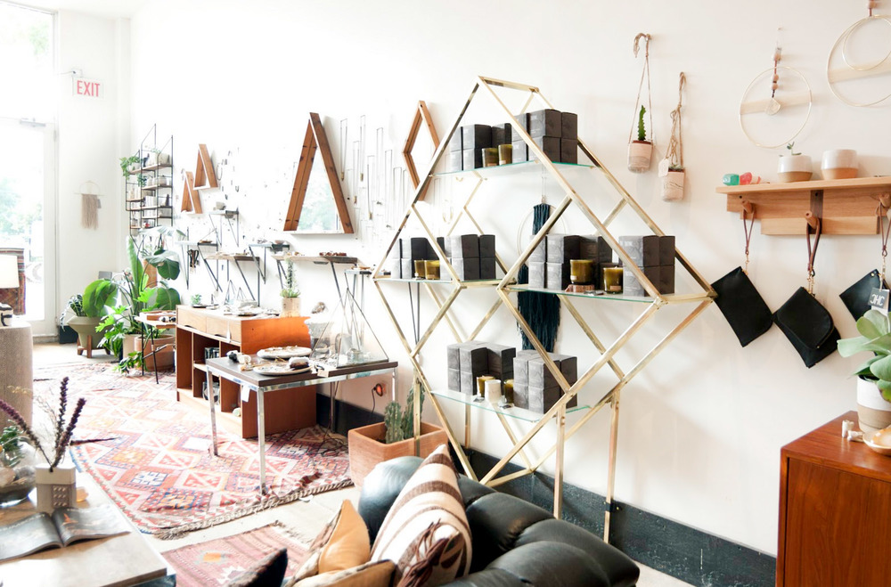 ... Modern Furniture, Eclectic Textiles, Exclusively Chicago Made Goods And  Pitbull Love! Visit Their Stunning, Sun Filled Shopfront At 1045 North ...