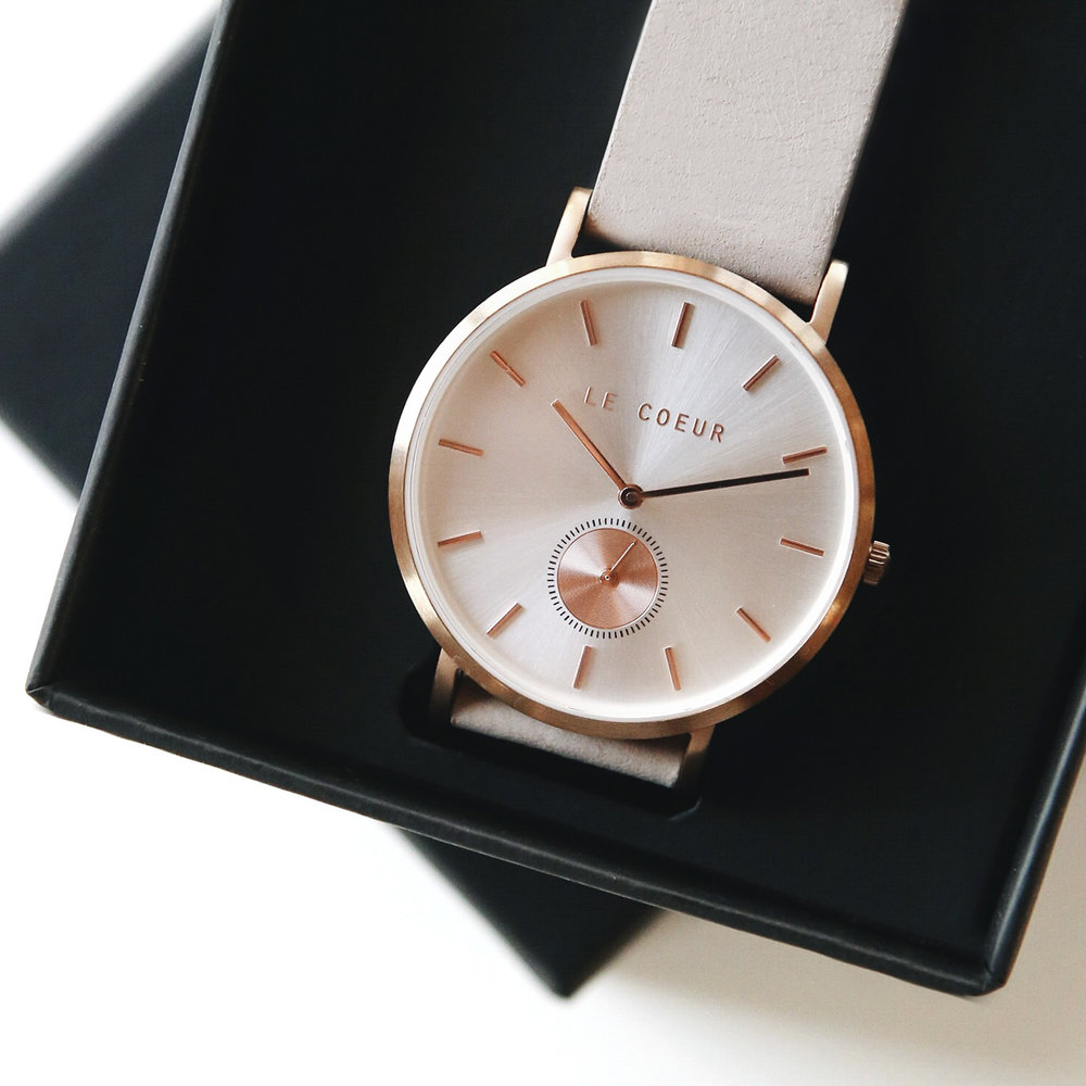 Le Coeur Rosegold and Grey Small Second Timepiece1_8.jpg