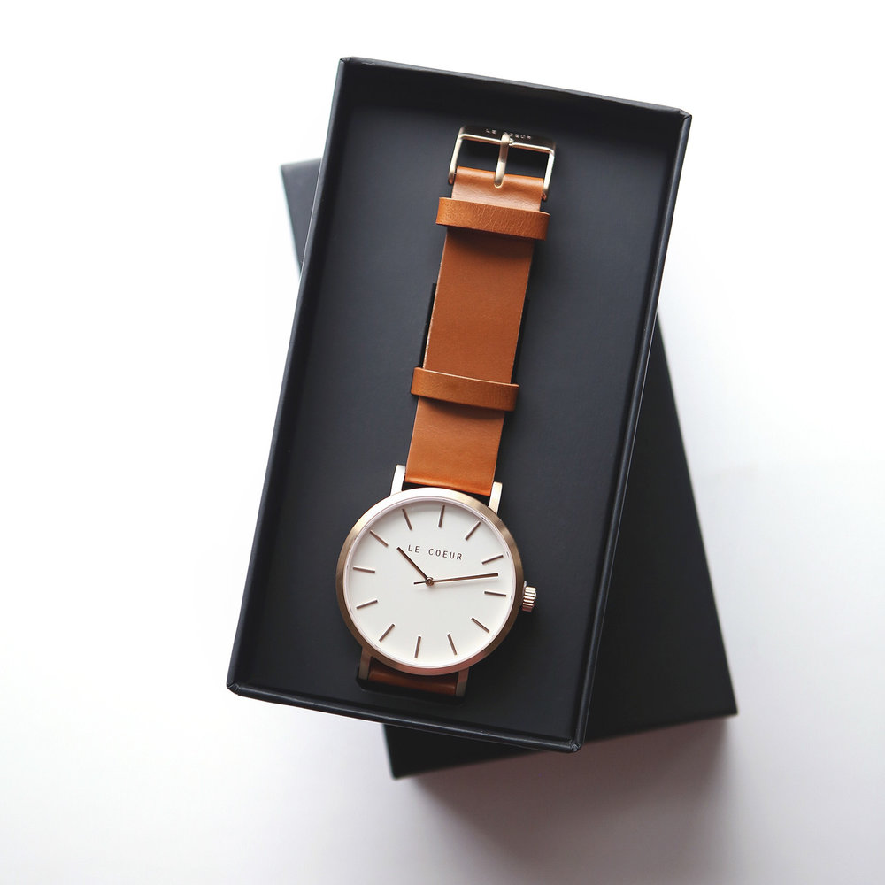 Le Coeur Rosegold and Brown Lisbon Timepiece3.jpg