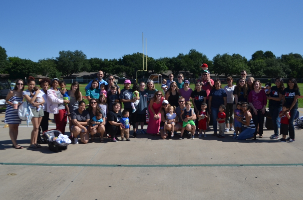 Growing deep roots — North Dallas Area Young Life