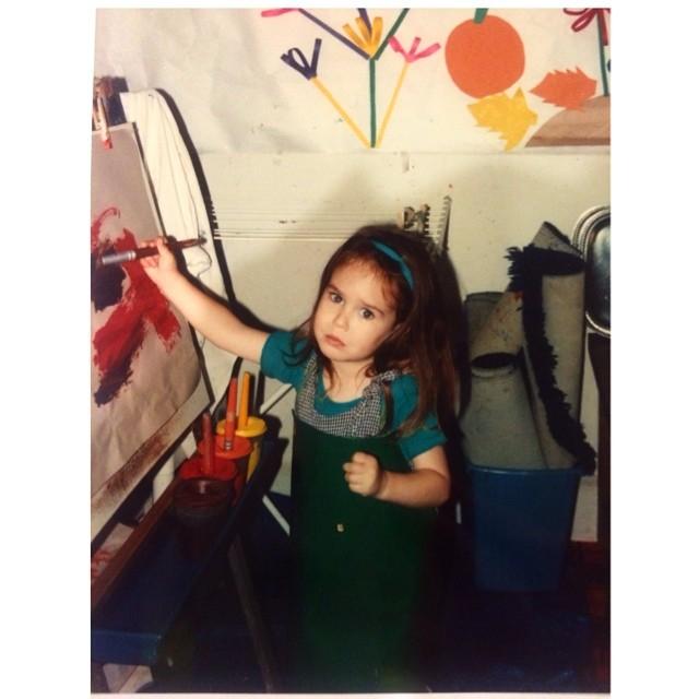 Cali, Age 3