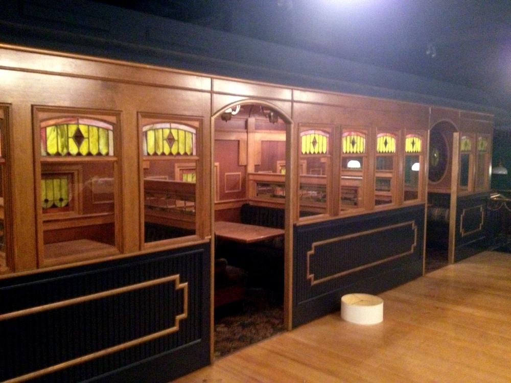 Former Cattlemen's Clubcar.
