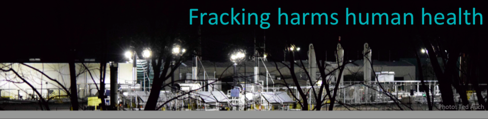fracking in Maryland