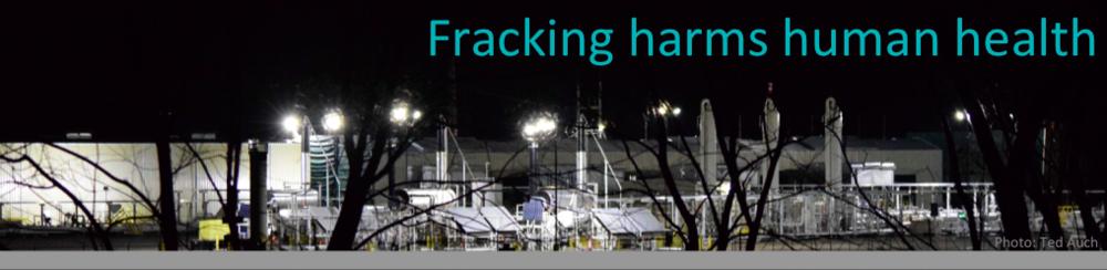 fracking in Maryland