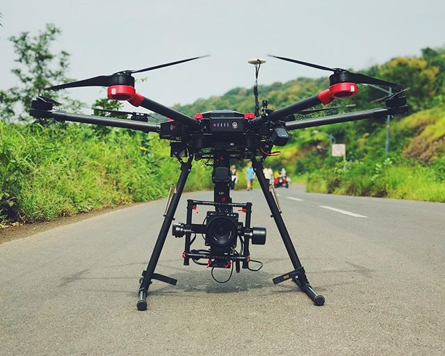 DRONEZ // Making aerial magic with @uavantage in Maharashtra, India 🇮🇳 #djiglobal #hasselblad #aerial #setlife