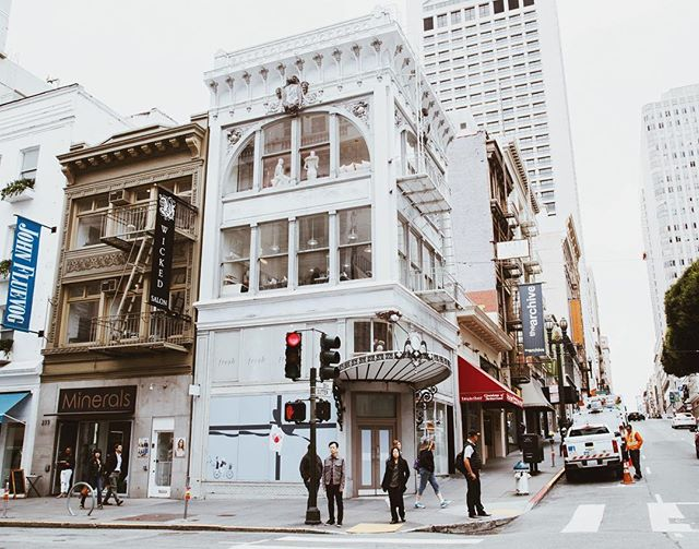 The TEG Atelier, three levels of inspiration, craftsmanship, and  presentation space for independent designers, situated in the heart of San Francisco just off Union Square. . . . #tegintl #tegsf #tegatelier #fashionhouse #atelier #fashiondesign #independentdesign #avantgarde #couture #patterns #samples #bridalwear #eveningwear #madeinsf #sfmade #sanfrancisco #unionsquare #fashiondesign
